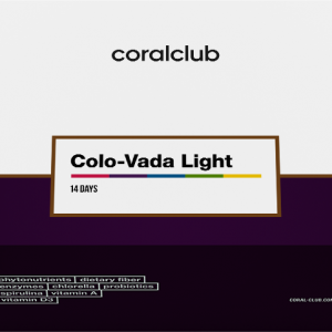 Colo Vada Light Coral Club suplement diety